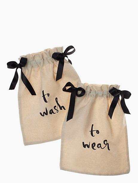 Kate Spade Wash & Wear Lingerie Bag Set