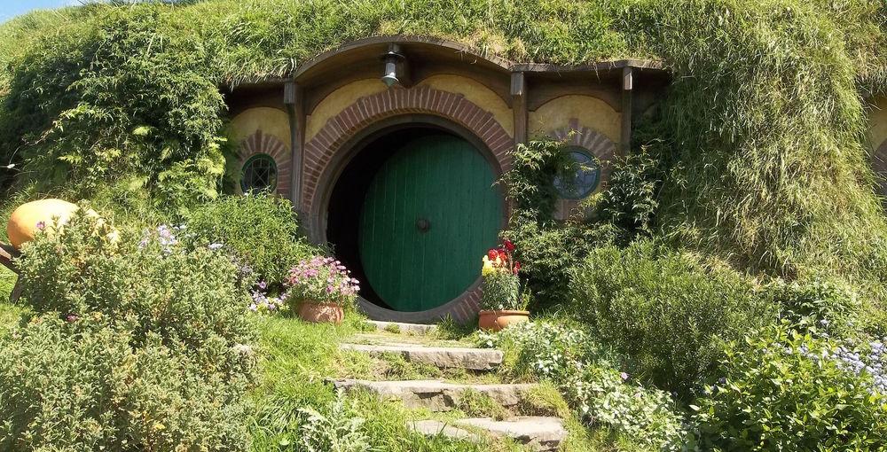 Hobbiton, Matamata, NZ: Bryan Miller