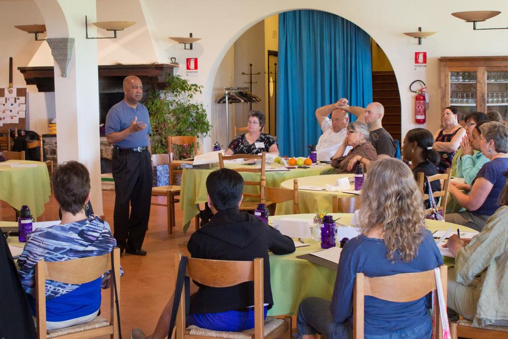 Gain valuable insights from seasoned professionals and expert program facilitators.