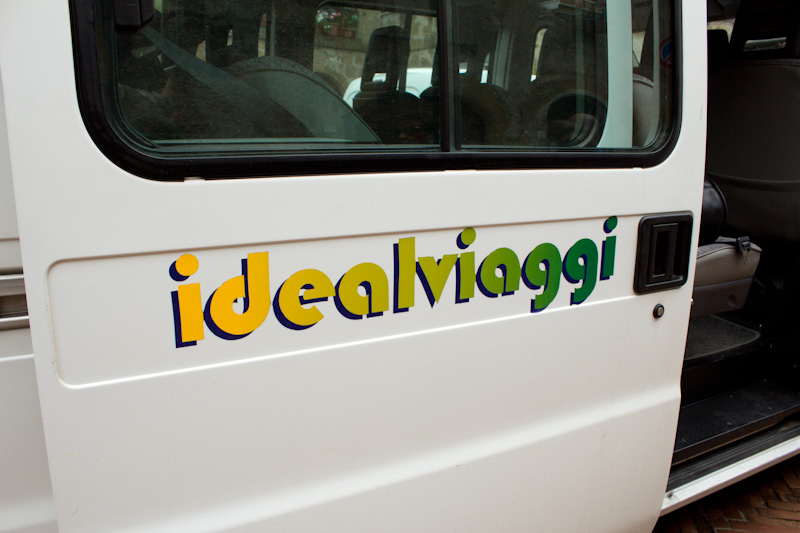 "Our travel company IdealViaggi lives up to its name of ""Ideal Trip"" in Italian."