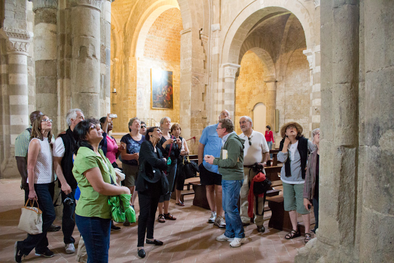 Learn the rich history of Sovana, once a major epicenter of Etruscan culture.