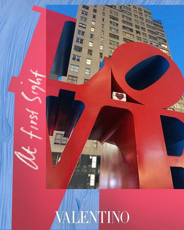 @cincstudios X @maisonvalentino for the I LOVE SPIKE campaign #cincstudios #i❤️spike