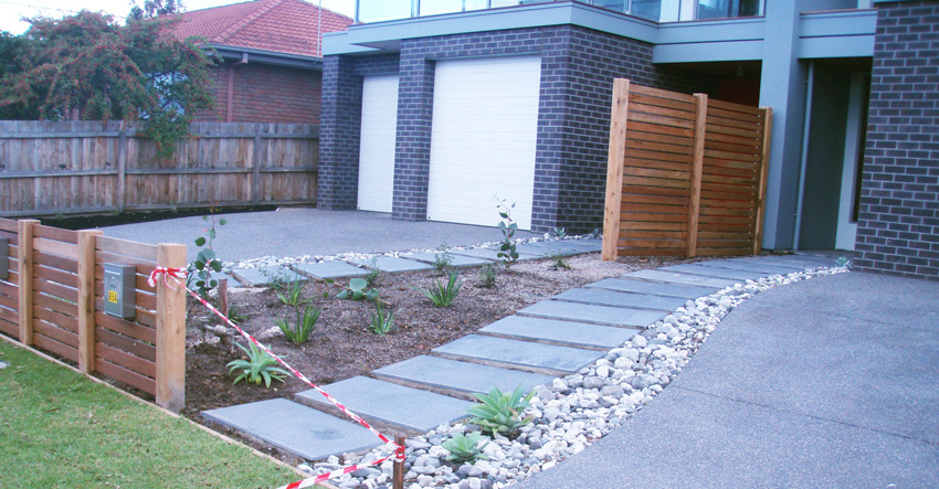 TOWNHOUSE CONCRETING