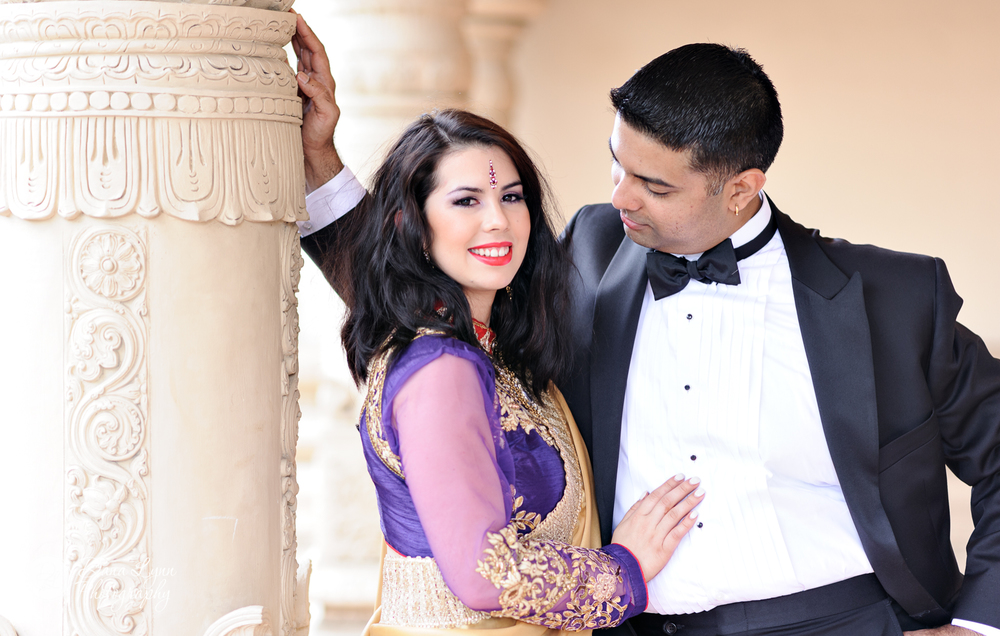 Anisley & Raj | South FL Hindu Temple