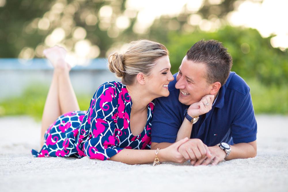 Amanda & Kevin | Haulover Beach Park