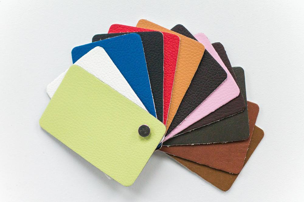 Leatherette Album - Color Choices