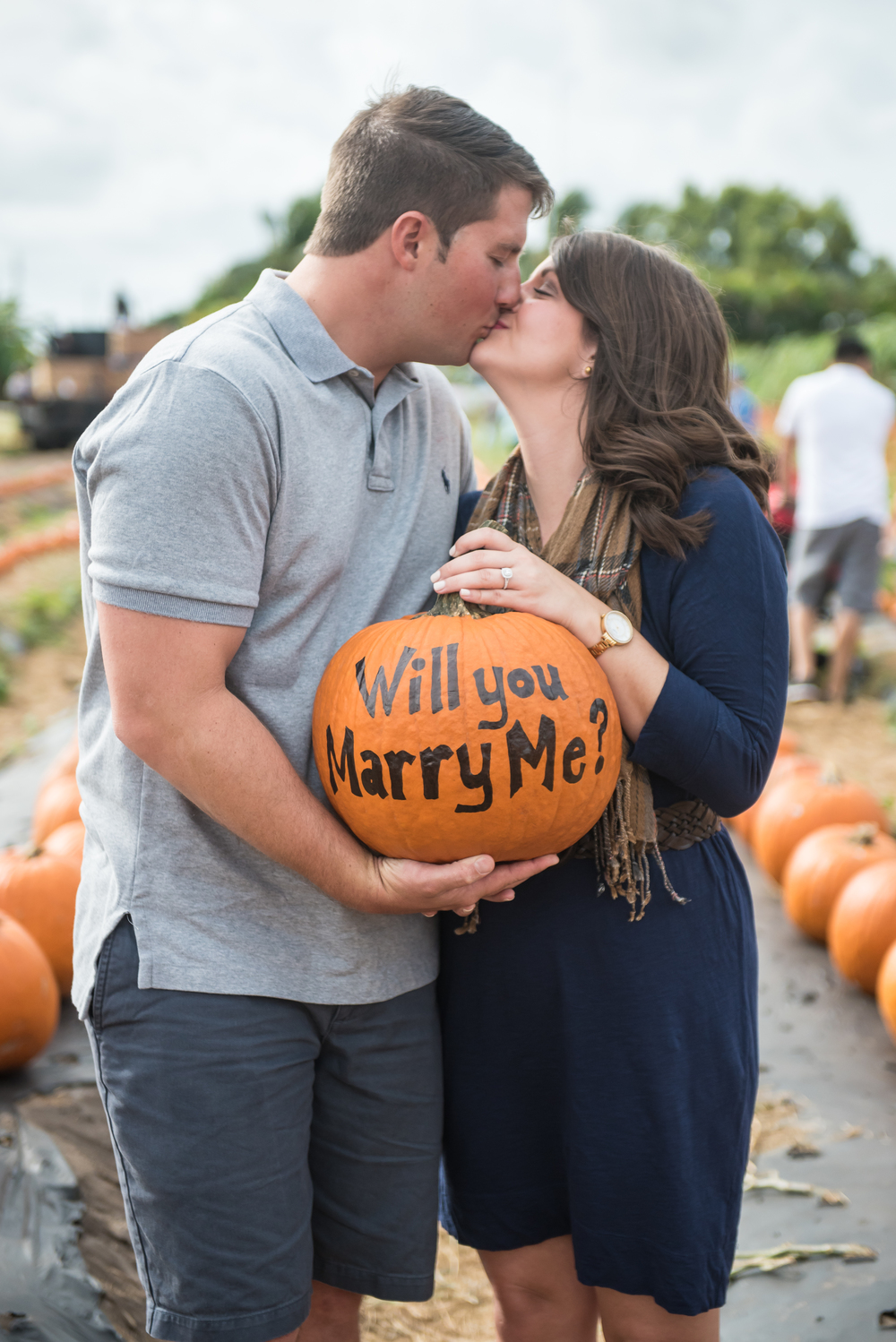 Surprise Proposal | Bedner's Farm Fresh Market