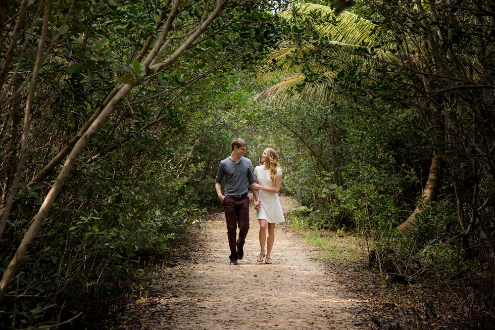 Dana & Monty | Hugh Taylor Birch State Park