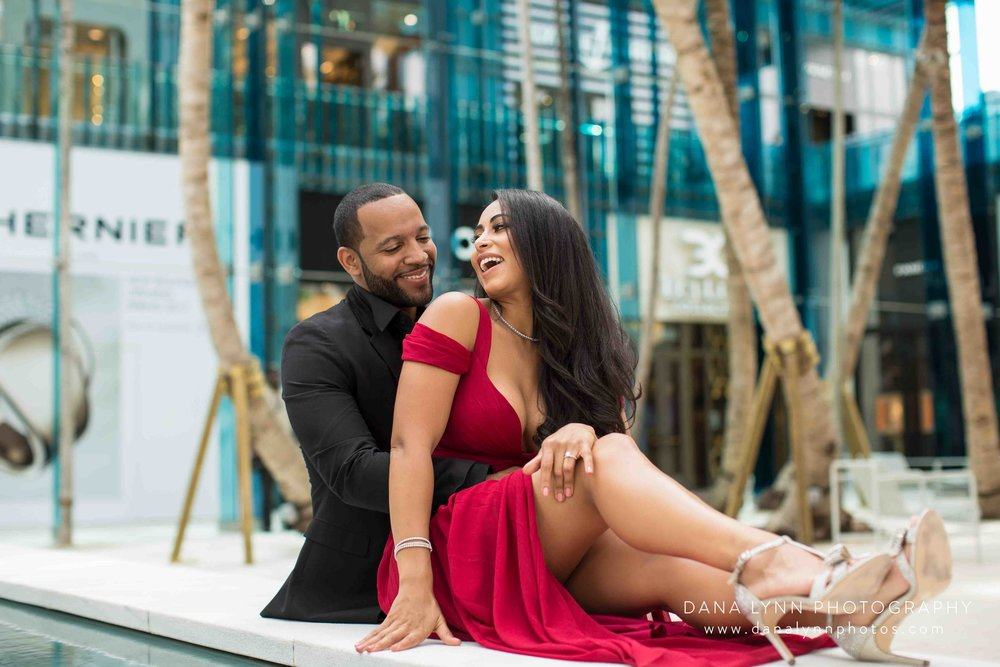 Natasha & Angel | Palm Court