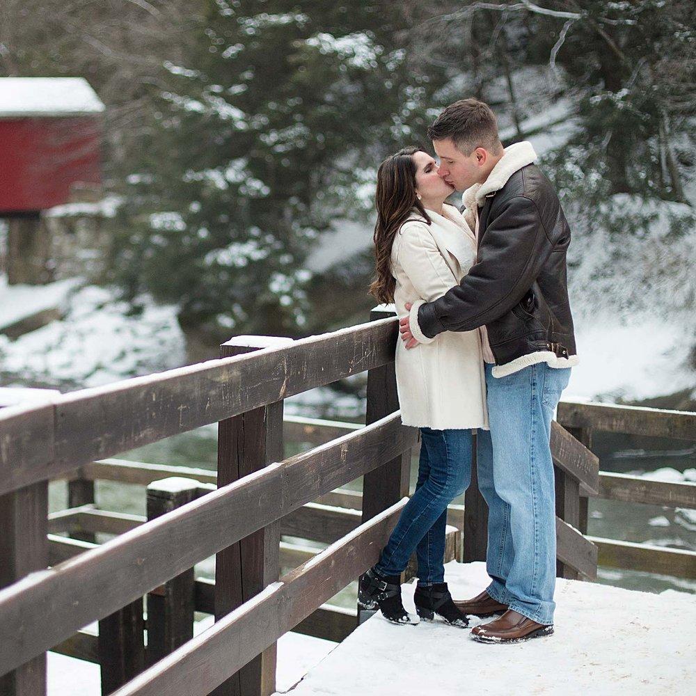 Samantha & Frank | McConnells Mill, PA