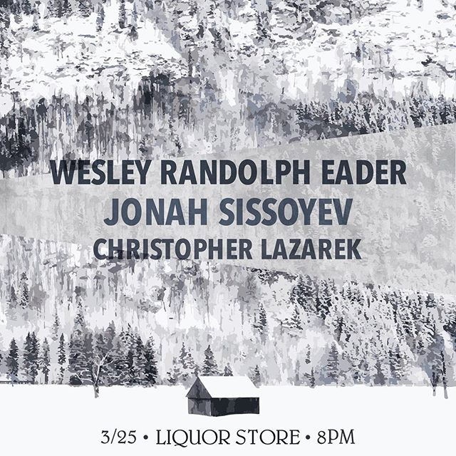 Playing some sweet sweet tunes with some friends on March 25. @jonah_sissoyev and @wesleyrandolpheader and I would love to see you.  #Portlandmusic #pdxmusic #folk #portlandfolk #singersongwriter #music #musician