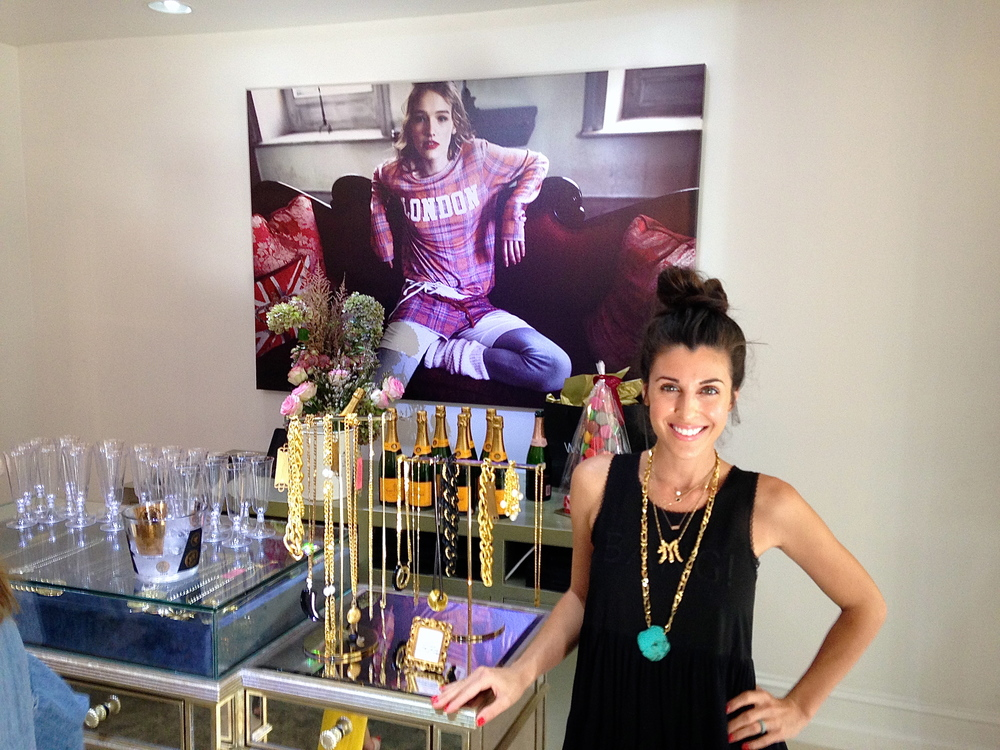 Leenabell Designer, Monica Stanley