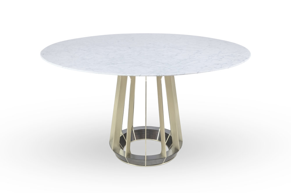 Hellman-Chang_Sophia_Foyer Round-54_Brass_Marble Top_01_C.jpg