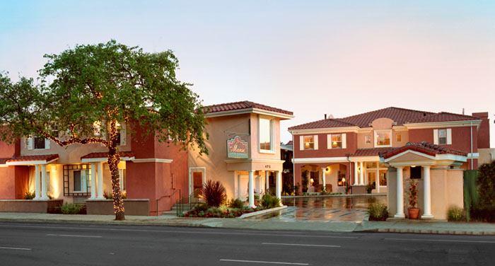 The Manse on Marsh, a San Luis Oblispo Senior Care Facility