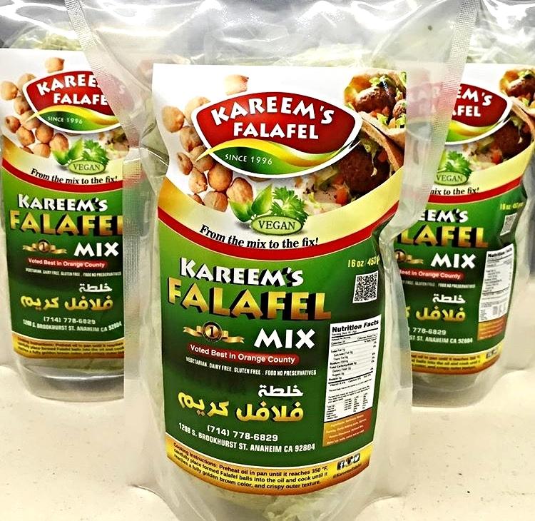 Kareem's Premium Falafel Mix 5.99$