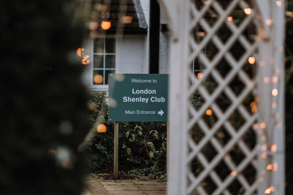 london shenley club