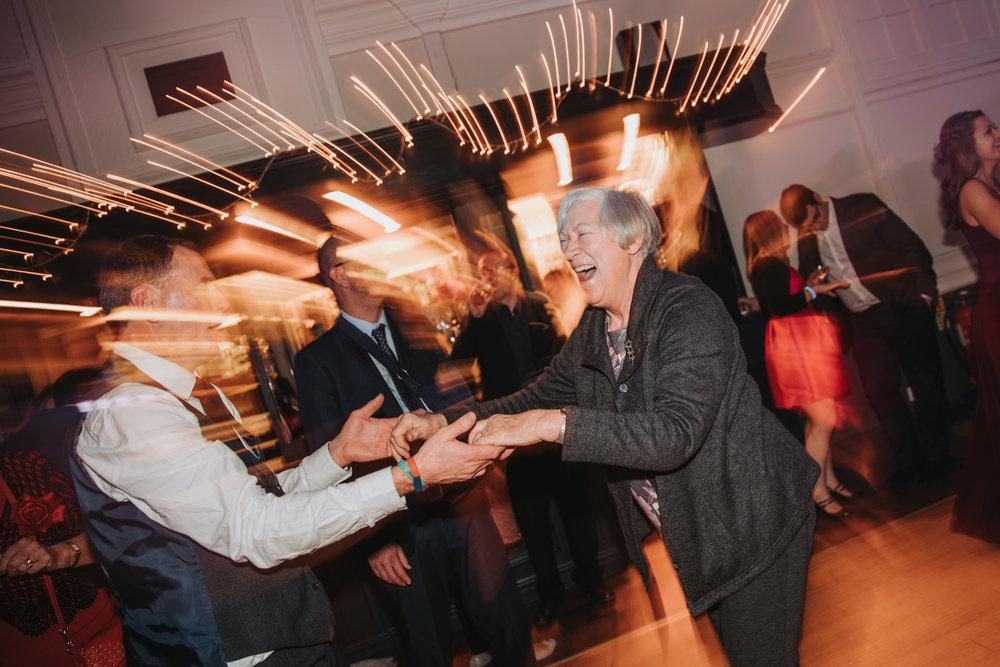 dancing gran