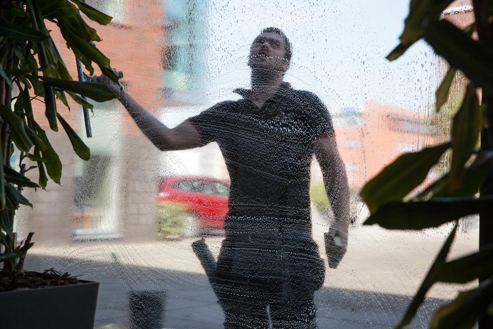 Glasbewassing Schoonmaakbedrijf Alkmaar