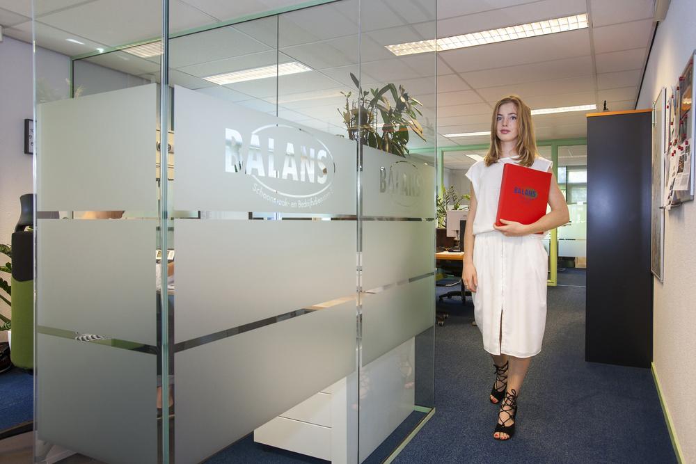 Schoonmaakbedrijf Alkmaar e.o. Balans Schoonmaak- en Bedrijfsdiensten B.V.