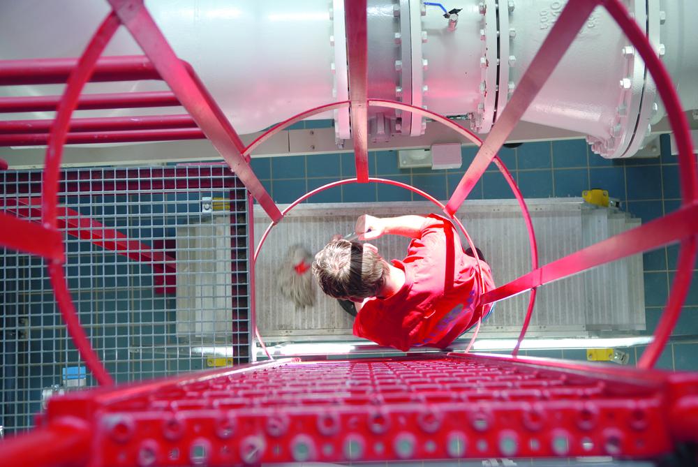 Industriële reiniging schoonmaakbedrijf Alkmaar