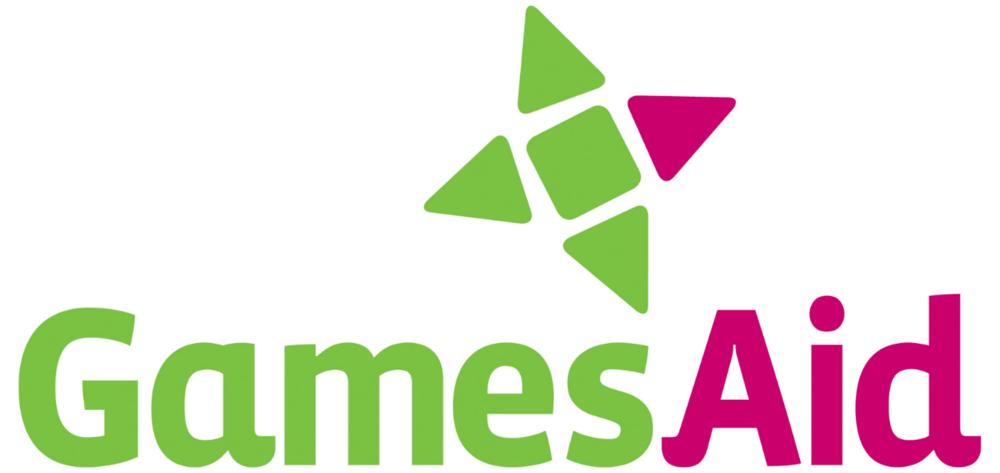 GamesAid Logo