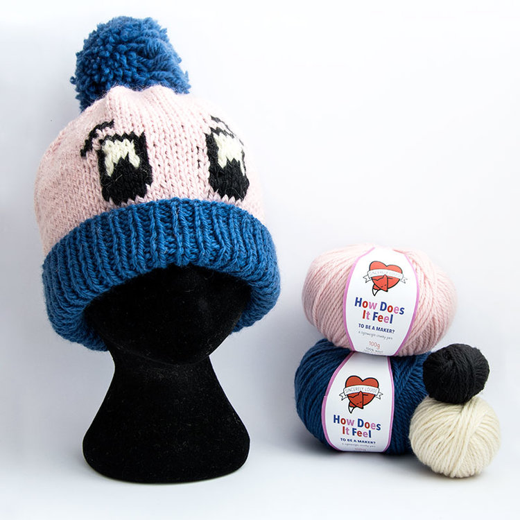 Spooky Hat Kit - Contrast Colour — Sincerely Louise fa79087852b