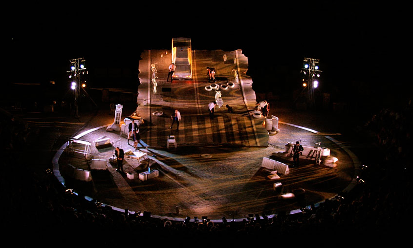 Lysistrata - Ancient Theatre of Epidaurus