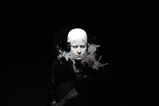 Seeking Oedipus - Athens Festival, Macau CC, London mime Festiival