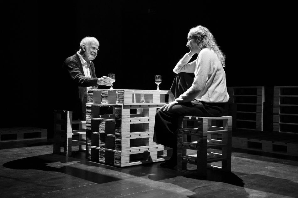 Heisenberg - Neos Kosmos Theatre