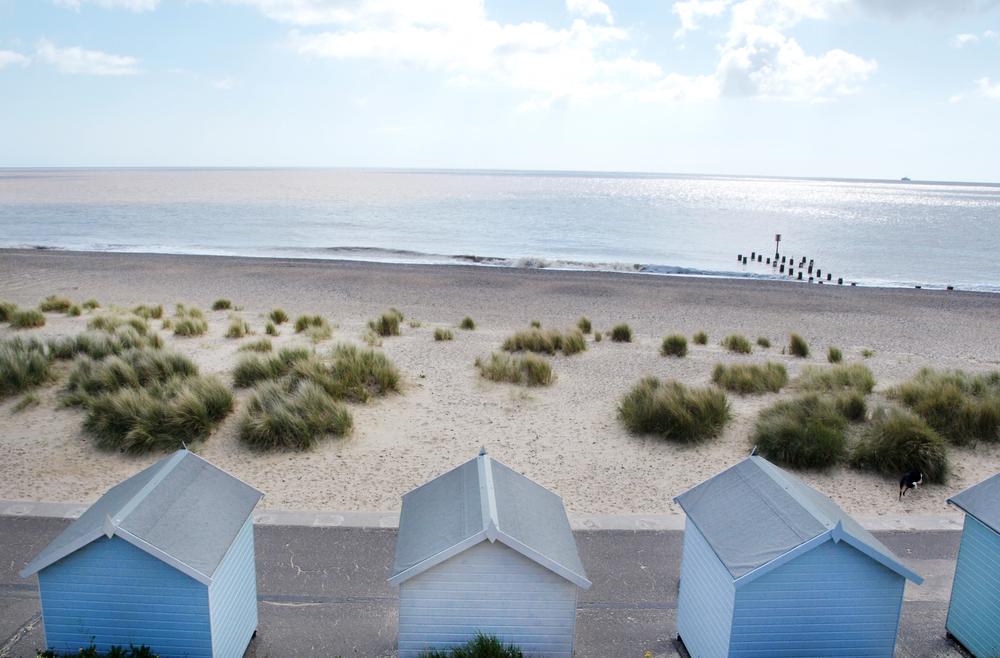 Pakefield Beach Huts