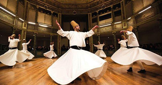 Repo van sufi's, aanhangers van de mystieke islam