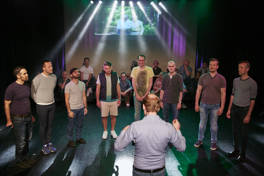 Generale repetitie - juni 2016 - Imagine - Liza Minnelli