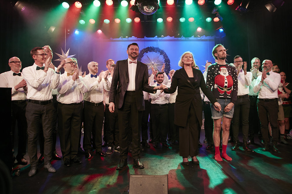 Kerstshow 2017 /  Christmas show 2017