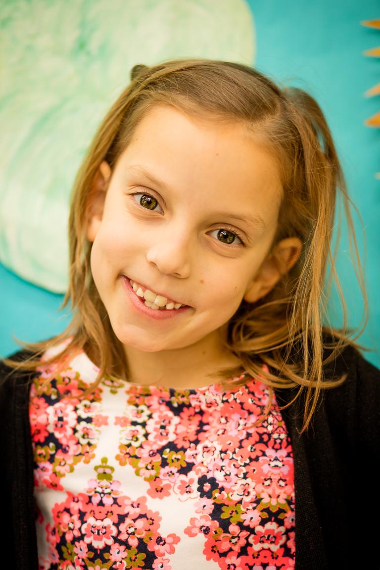"""Patricija Gulla (7 metai) - Jai brangiausias žodis yra """"mama"""" ir šeštadieniais ji labiausiai laukia šokių klasės. Mergaitei linksmiausiai šokasi """"Kalvelis."""""""