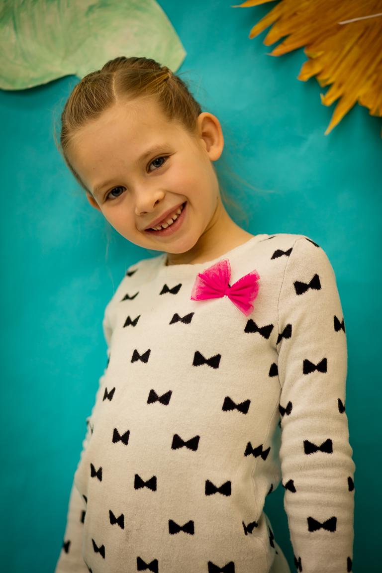 """Greta Čekanskis (6 metai) - Jai patinka skaityti ir žodis """"gėlytė"""". """"Barborytė"""" yra mėgstamiausias Gretos šokis,kadangi nereikia laikyti berniukui už rankos."""