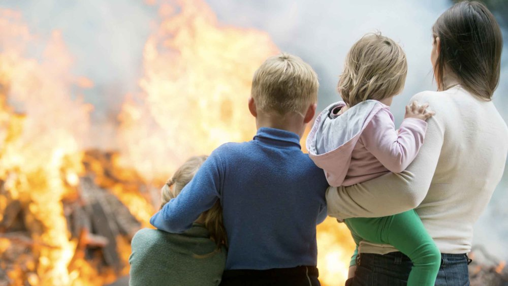 What To DoAfter A Home Fire -