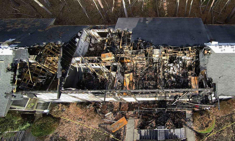 Image result for fire damage