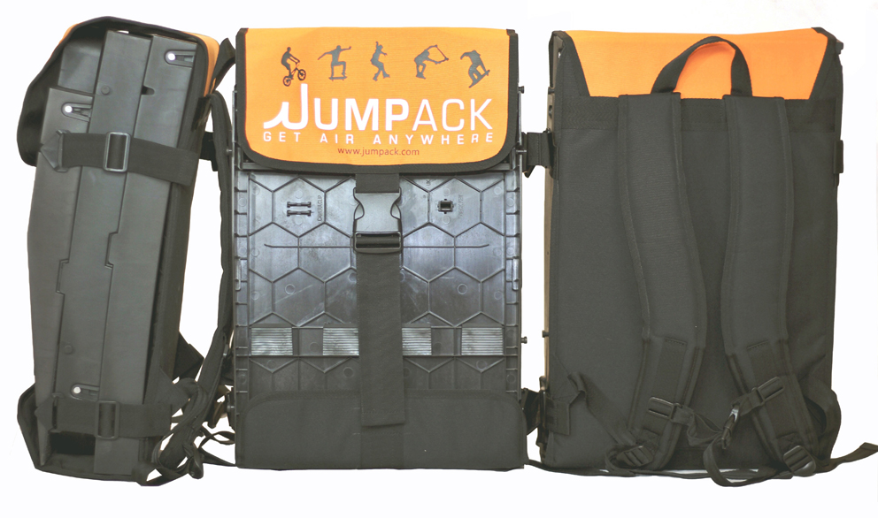 Jumpack - Own your environment...