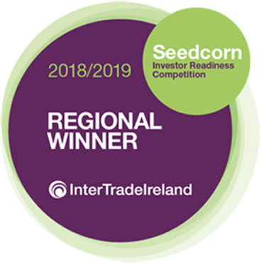 Jumpack wins All-Island Seedcorn Investor Readiness competition 2018