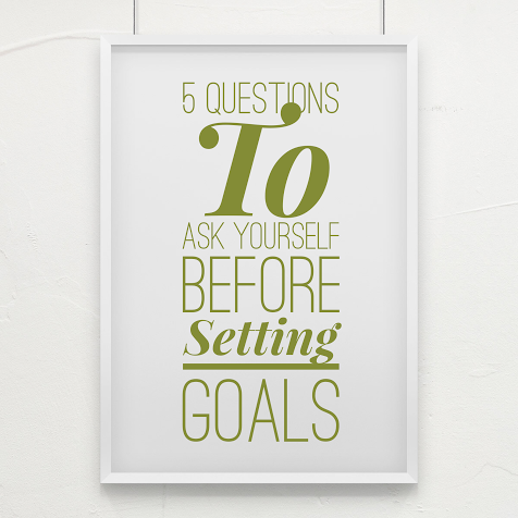 Having trouble getting your goals off the ground. Follow these tips to get started.