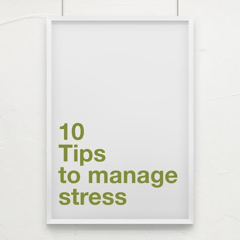 Stress is manageable. Hard to believe at times, I know. With the right mind set you can manage your stress. Head over to meetwithtisa.com to get 10 tips to get you started in managing your stress.