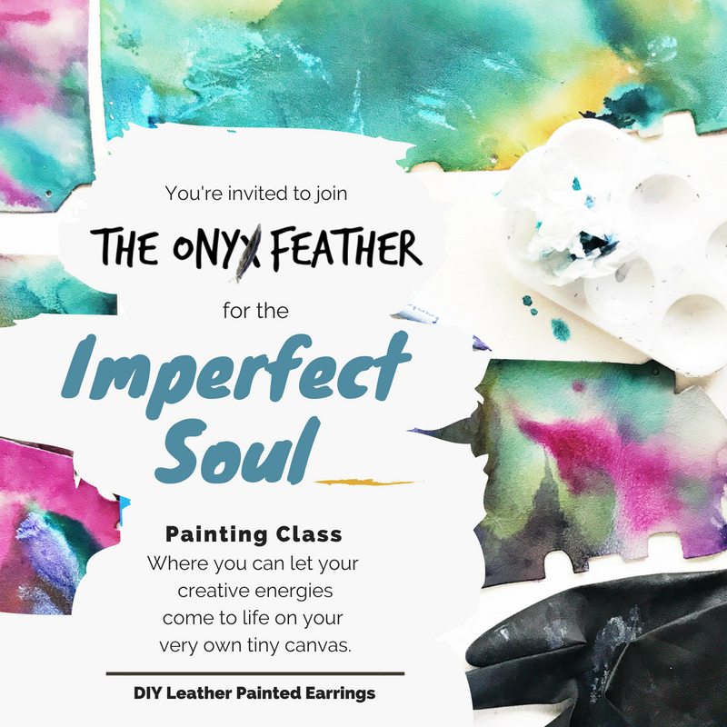 Imperfect Soul souls are what we grow from...www.theonyxfeather.com