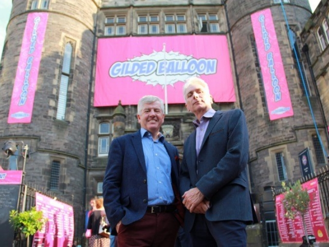Andrew Johns, Harry Brunjes at The Gilded Balloon, Edinburgh 2016