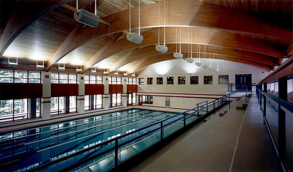 Eaglebrook School Schwab Family Pool