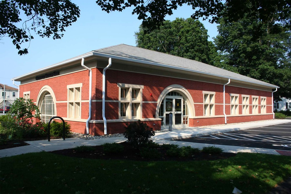 Greenfield Savings Bank S. Deerfield Branch