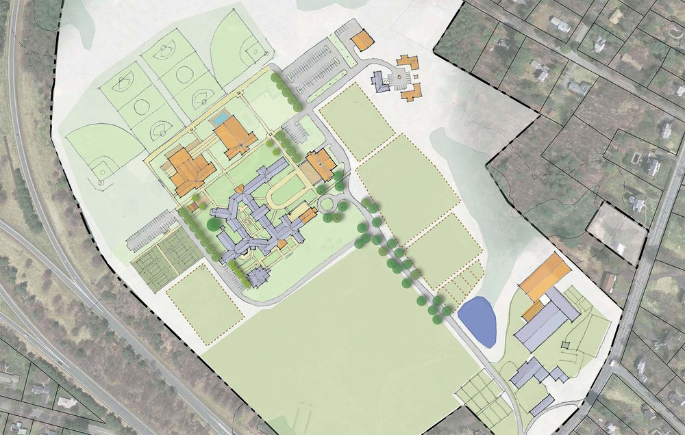 Stoneleigh Burnham Master Plan