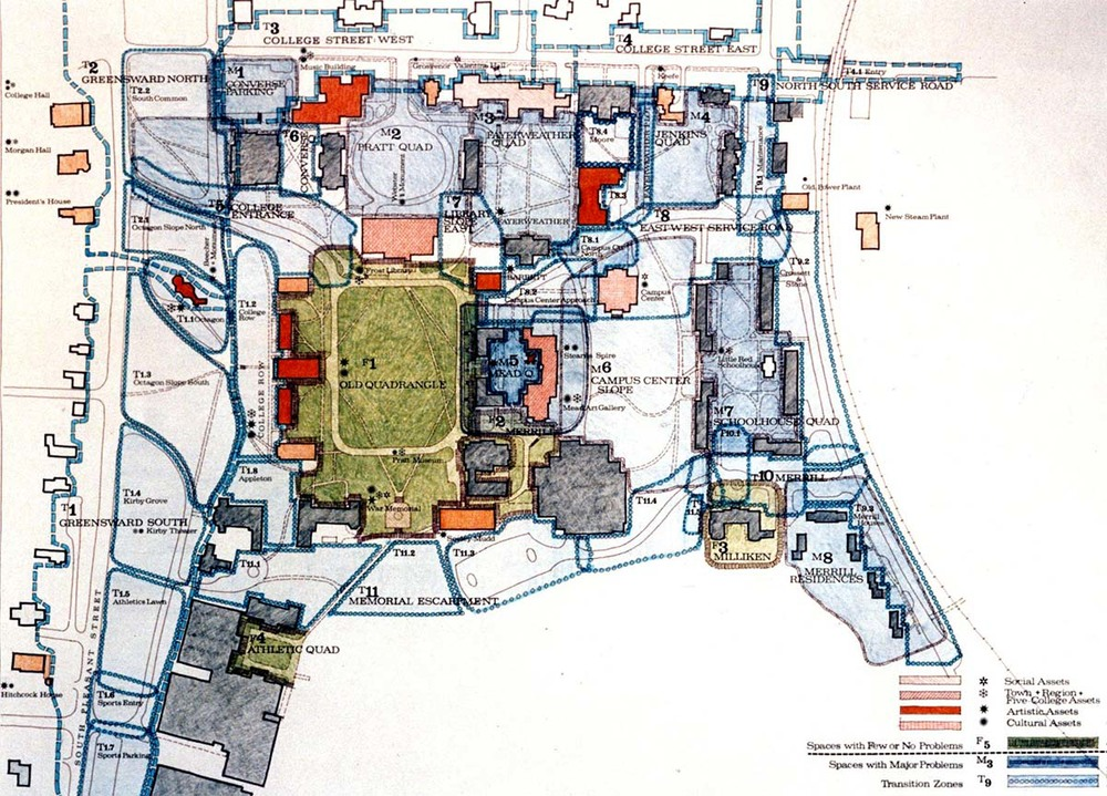 Amherst College Landscape Master Plan