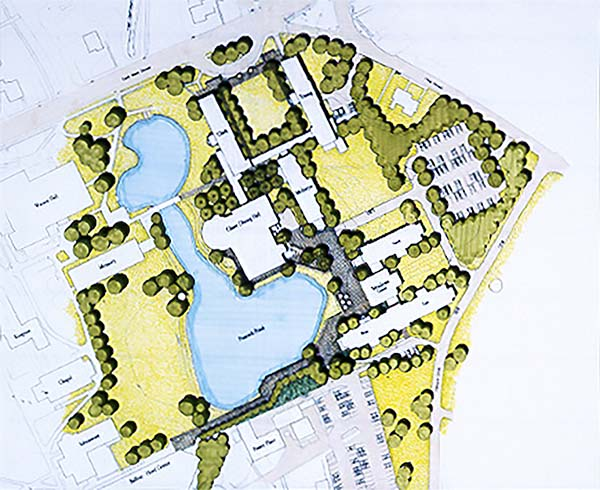 Wheaton College Master Plan