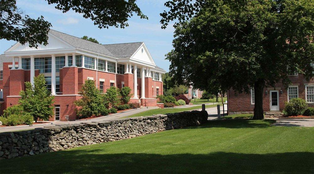 Fels Student Center