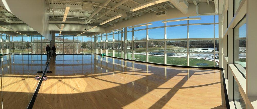 Nichols College Recreation & Athletic Center